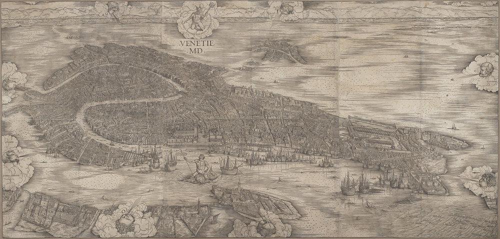 Jacopo de'Barbari / Wikimedia Commons / Public Domain