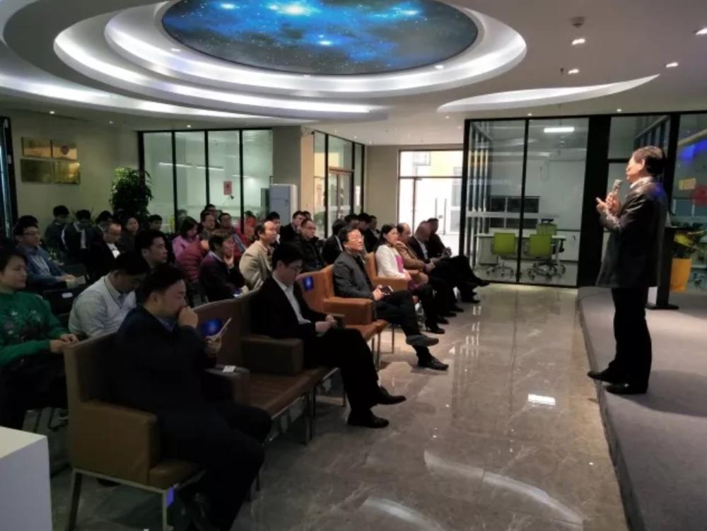 范群博士对在场项目人与投资人的到来表示热烈欢迎,并期待越来越多优质的项目到访归谷,落地广州。