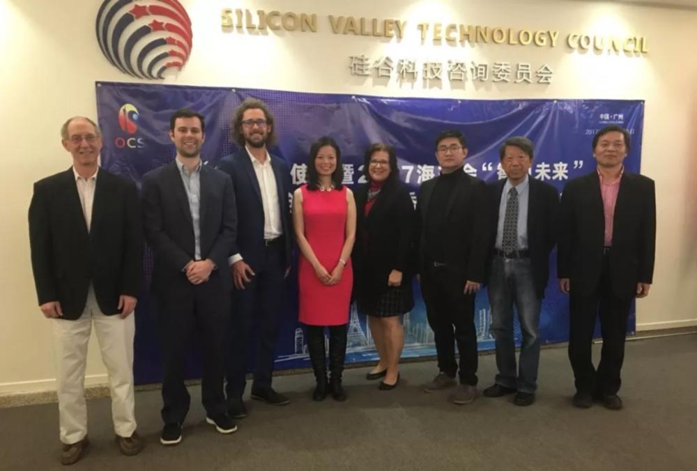 ◆硅谷科技咨询委员会路演团队