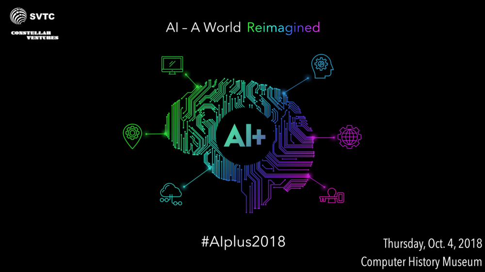 Join us for our annual forum on AI+ -