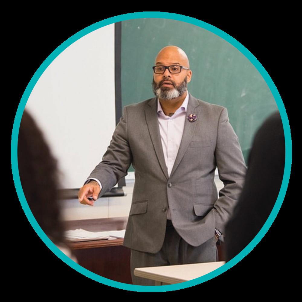 DR. JACK S. MONELL - Associate Professor and Program Coordinator of Justice Studies at Winston-Salem State University