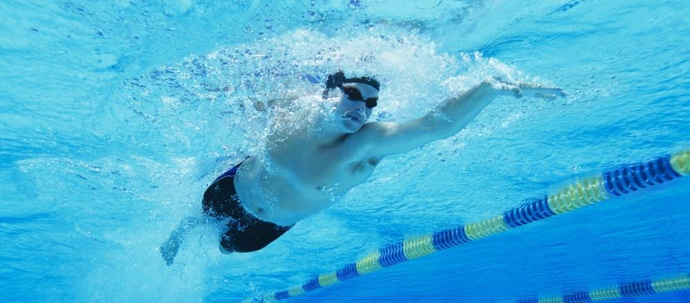 Aprender a nadar de adulto