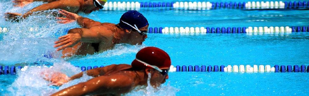 Entrenamiento de equipos de natación