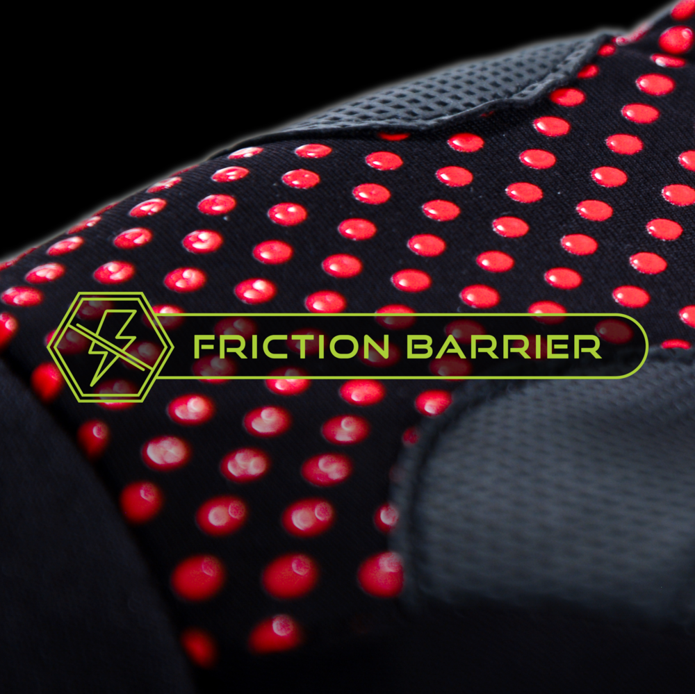 FRICTION BARRIER