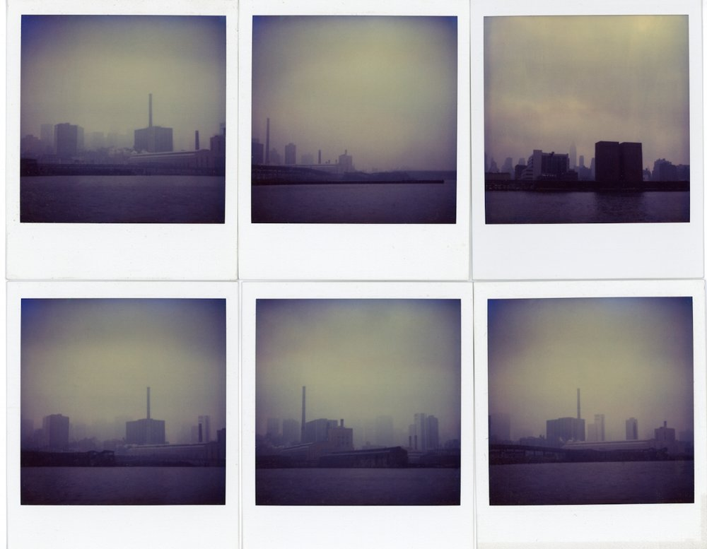 Polaroids - West Side Piers