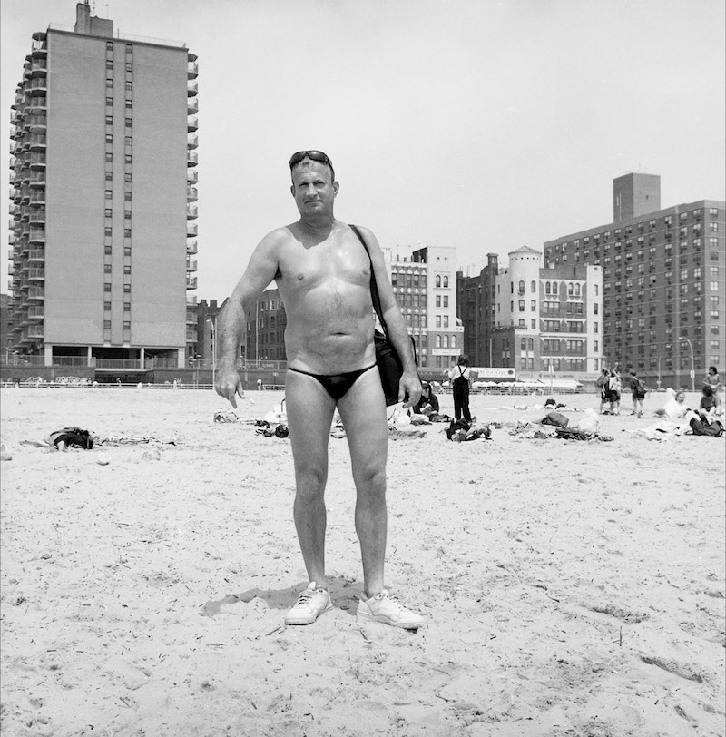 Coney Island Bather