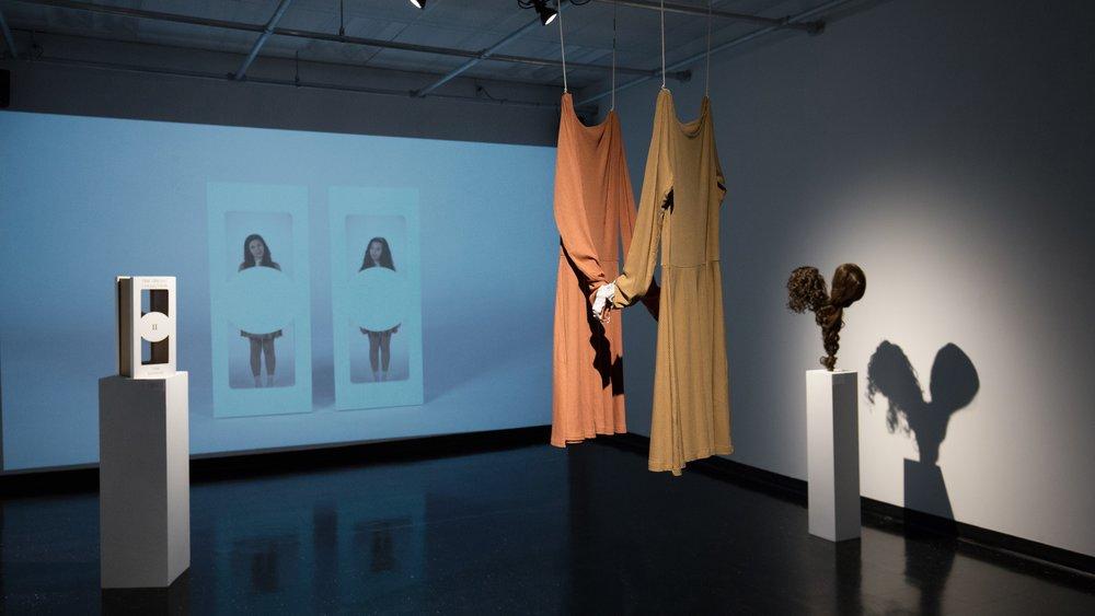 Full exhibition view. Photo courtesy of Julia Martin.
