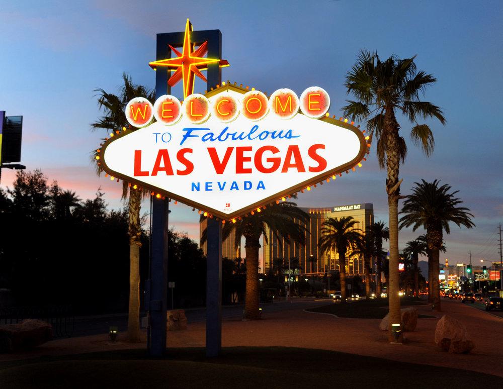 Las Vegas Sign -