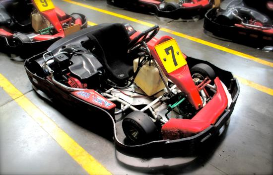 Fast Lap Indoor Kart - Get 6 free races for 2 people at Fast Lap Indoor Kart at 4288 Polaris Avenue.