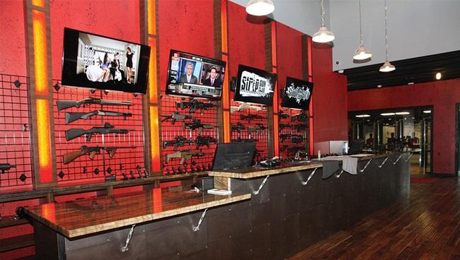 Strip Gun Club - Get two free Dueces Wild shooting experiences at the Strip Gun Club on Sahara Blvd.