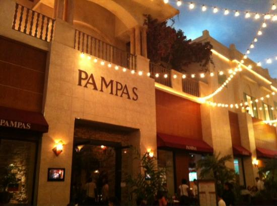 Pampas Brazilian Grill - Free lunch or dinner for two at the all you can eat Brazilian Steakhouse in the Planet Hollywood Hotel and Casino.