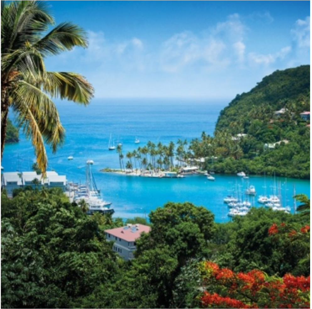 MARIGOT BAY   For a secluded bay on the northwestern coast of St. Lucia, try the...  More