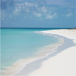 HOG CAY BEACH (RAGGED ISLAND)   A great spot for romantic picnics, bird watching, and sunset bonfire that is...  More
