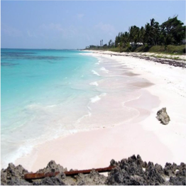 HOPE TOWN BEACH (THE CAYS)   A beach that gives you the space to relax and snorkel on your own, stretching from...  More