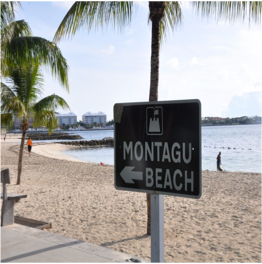 MONTAGU BEACH (NEW PROVIDENCE)   Located at the East of the Paradise Island Bridge, this beach is home to an 18th...  More