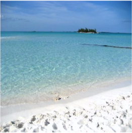 TREASURE CAY BEACH (THE ABACOS)   This stunning 3.5 mile-stretch of sparkling and sugar-soft white sand and crystal-clear...  More