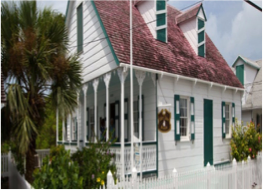 ALBERT LOWE MUSEUM   Opened in 1976 by Bahamian artist Alton R. Lowe, in honour of his father who was a well-known woodcarver of ship models, the museum aims to preserve and document Abaco's heritage and development from the Loyalists era.