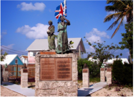 LOYALIST MEMORIAL SCULPTURE GARDEN   Located near the Albert Lowe Museum and also created by Bahamian artist Alton Lowe, the garden was built with funds raised by the New Plymouth Historical Society and is an homage to those who played a significant part in the history of the Abacos.