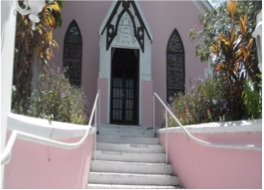 ST JOHN'S ANGILIAN CHURCH   This 1768 church is the country's oldest religious foundation, created by the descendants of the Eleutheran Adventurers, who were a group of Bermudian Christian seeking religious freedom and landed on Eleuthera in 1647.