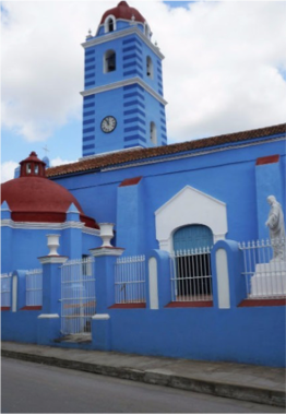 IGLESIA PARROQUIAL MAYOR   Sancti Spíritus' 17th-century church is Cuba's oldest church and a good example of Spanish-Arab influence.