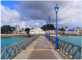 SPEIGHTSTOWN    Named after William Speight, a member of the country's first Assembly during the years of Settlement, as well as the former owner of the land on which the town sits, Speightstown was once Barbados' first major port and commercial hub.