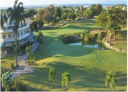 BARBADOS GOLF CLUB    Located in Durants, in the Christ Church Parish, this course has played host to the Barbados Open on several occasions, and was approved to host a PGA Seniors Tournament in 2003. Both locals and visitors are welcome to play.