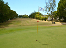 ROCKLEY GOLF & COUNTRY CLUB     This 9 hole par 70 course stretches over 5610 yards and is located on the south coast of the island, on the grounds of the Club Rockley Resort. The course features an onsite pro-shop and restaurant.