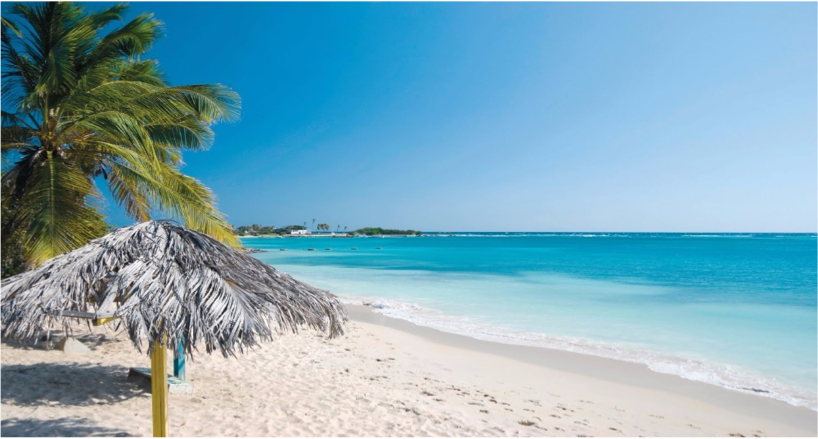 PALM BEACH    Palm Beach is a two-mile strip famous for its soft white sands and turquoise waters. This beach is naturally very popular with tourists...  More
