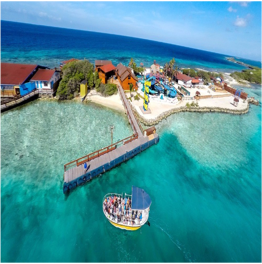 DE PALM ISLAND      De Palm Island is an all-inclusive private island off the western coast of...  More