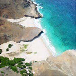 DOS PLAYA BEACH      Located in the Arikok National Park, near Boca Prins, these twin coves carved...  More