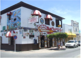 CHARLIE'S BAR   One of the town's main attractions for many decades has been Charlie's Bar, where scuba divers would come to hang their underwater discoveries on the walls, turning the place into a bit of a museum over the years.