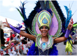 CARNIVAL    Powerful music, colourful costumes, spectacular parades and satirical calypso are a few of the element composing this strong and vibrant month-long celebration that transforms Aruba into a cultural storm at the beginning of each year.