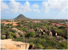 ARIKOK NATIONAL PARK   Spread over 7,907 acres of land, Aruba's national treasure covers almost 20% of the island and is home to a wide variety of animals and plants that it aims to protect and preserve.