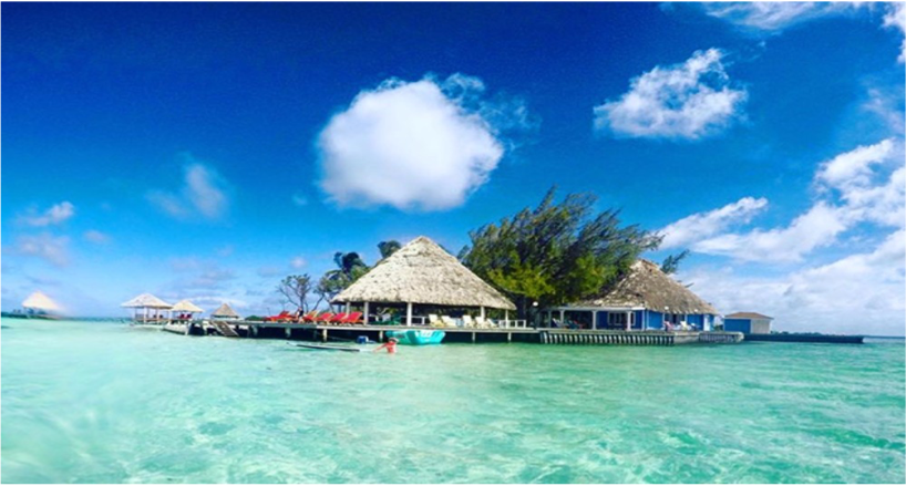 SAPODILLA CAYES    Fly to Punta Gorda, Belize, and catch the worthwhile 90-minute boat ride out to Lime Caye- a private island and resort owned by Garbutt's...  More