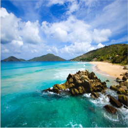 ELIZABETH BEACH   (TORTOLA)   Elizabeth Beach is by far the widest Tortola beach, providing its visitors lots of...  More