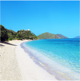 MAHOE BAY BEACH   (VIRGIN GORDA)   Mahoe Bay Beach is a quiet and reasonably remote beach with vivid blue water...  More