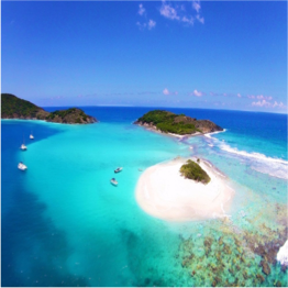 LITTLE JOST VAN DYKE   (JOST VAN DYKE)   A site made popular by its pristine white sand, great diving sites (such as the...  More