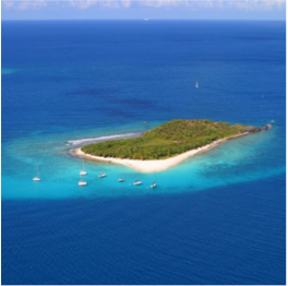 SANDY CAY      Located on the southeast coast of Jost Van Dyke, this...  More