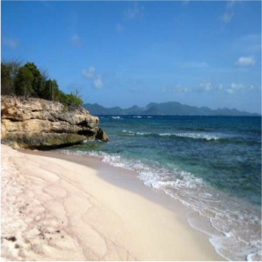 ELSIE BAY BEACH   Elsie Bay is most likely Anguilla's smallest beach; but this tiny gem has some...  More