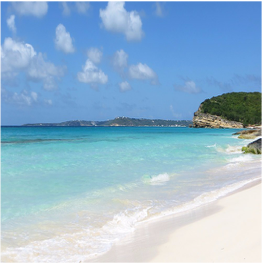 LONG BAY   Long Bay is a small stretch of white sand on the North shore of Anguilla...  More