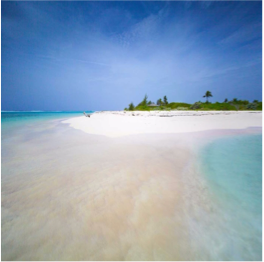 POINT O SAND     Point O Sand beach is located on Little Cayman and is a picture perfect...  More