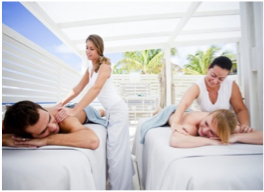 LAMAN SPA & WELLNESS   The island's most recent spa and wellness centre is located at the Jan Thiel Beach Plaza