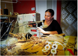 ANGIOLA RICCI'S SANDAL DESIGN STUDIO   For ladies wishing to treat themselves to the ultimate souvenir: choose a design, select your favourite ornament to create a bespoke pair of leather sandals crafted just for you.