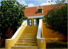 SAVONET MUSEUM   Located in the Landhuis Savonet at the heart of the Christoffelpark, Curaçao's largest natural reserve, this museum traces the life of the island, from its very first occupants, the Arawak Indians, 4,000 years ago, to our modern times. A diverse collection in the shape of photographs, documents, artefacts, and restored antiques connecting the rich natural, cultural and human heritage of the island.