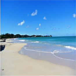 FORT BAY BEACH   Popular with locals and visitors, Fort Bay is a beach where you'll likely find a...  More