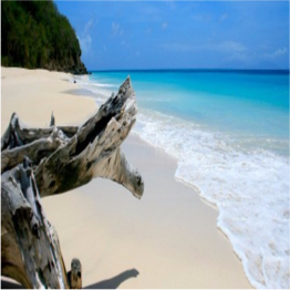 FRYES BEACH   Fryes beach is located at Fryes point on the west coast and features fine white...  More