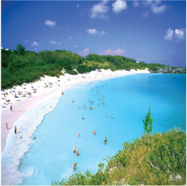 HORSESHOE BAY BEACH   Considered to be Bermuda's premier beach, this stunning pink sandy spot lined...  More