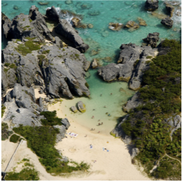 JOBSON'S COVE   Jobsons cove is a tiny, sheltered cove, surrounded by steep, jagged rocks...  More