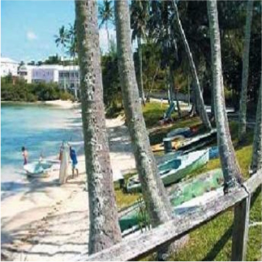 MANGROVE BAY   A serene bay that is ideal for swimming, fishing and sailing...  More