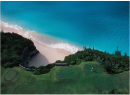 THE MID OCEAN CLUB    Regarded as one of the world's best links, this private club boasts a championship 18-hole course as well as great facilities, including guest rooms, tennis courts, beaches, and a full-service clubhouse. Located on Mid Ocean Drive, Hamilton Parish.